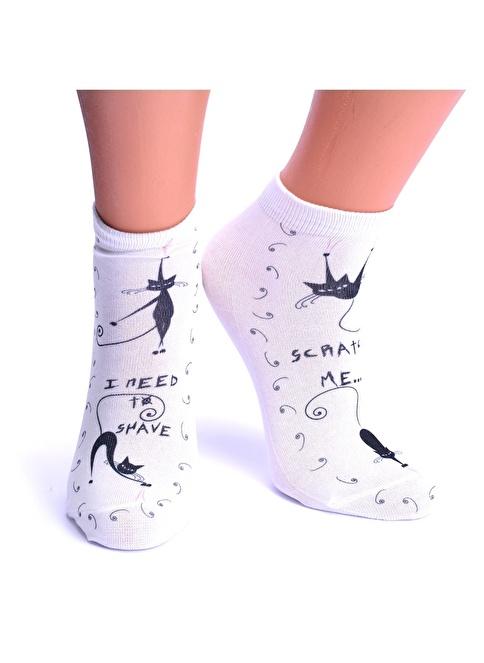 Goby Çorap Renkli